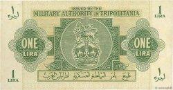 1 Lira LIBYE  1943 P.M1a TTB