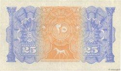 25 Piastres LIBAN  1942 P.36 pr.SUP