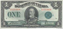 1 Dollar CANADA  1923 P.033j pr.SUP
