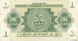 1 Lira LIBYE  1943 P.M1a TTB+