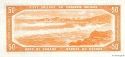 50 Dollars CANADA  1954 P.081a SUP