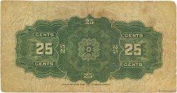 25 Cents CANADA  1900 P.009b B