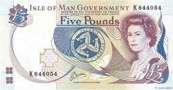 5 Pounds ÎLE DE MAN  1983 P.41b pr.NEUF