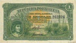 1 Angolar ANGOLA  1942 P.068 TTB