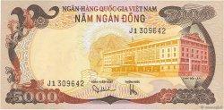 5000 Dong VIET NAM SUD  1975 P.35a SPL+