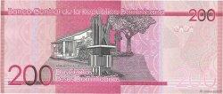 200 Pesos Dominicanos RÉPUBLIQUE DOMINICAINE  2014 P.191 NEUF