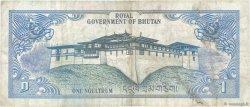 1 Ngultrum BHOUTAN  1981 P.05 TB