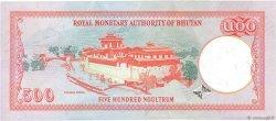 500 Ngultrum BHOUTAN  2000 P.26 pr.NEUF