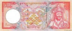 500 Ngultrum BHOUTAN  2000 P.26 NEUF