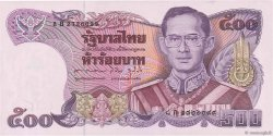 500 Baht THAÏLANDE  1988 P.091 SPL