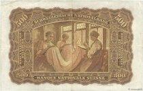 500 Francs SUISSE  1947 P.36f TTB