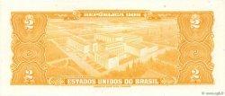 2 Cruzeiros BRÉSIL  1954 P.151a pr.NEUF