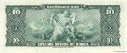 10 Cruzeiros BRÉSIL  1943 P.135a NEUF