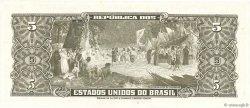 5 Cruzeiros BRÉSIL  1962 P.176a pr.NEUF
