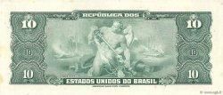 10 Cruzeiros BRÉSIL  1963 P.167b SPL