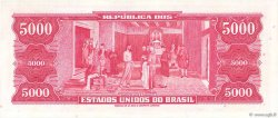 5000 Cruzeiros BRÉSIL  1964 P.182b NEUF