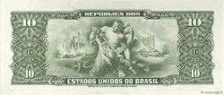 1 Centavo sur 10 Cruzeiros BRÉSIL  1967 P.183b SUP