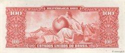 10 Centavos sur 100 Cruzeiros BRÉSIL  1966 P.185a SPL