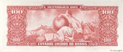 10 Centavos sur 100 Cruzeiros BRÉSIL  1966 P.185a NEUF