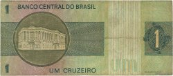 1 Cruzeiro BRÉSIL  1970 P.191a B