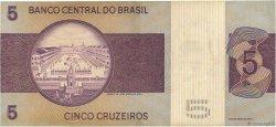 5 Cruzeiros BRÉSIL  1970 P.192a pr.TTB