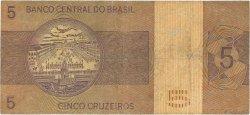 5 Cruzeiros BRÉSIL  1973 P.192b B