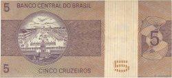 5 Cruzeiros BRÉSIL  1973 P.192b TTB