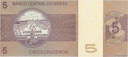 5 Cruzeiros BRÉSIL  1973 P.192b SPL