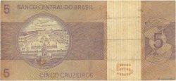 5 Cruzeiros BRÉSIL  1973 P.192c TB