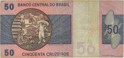 50 Cruzeiros BRÉSIL  1970 P.194a B+