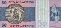 50 Cruzeiros BRÉSIL  1974 P.194c TTB