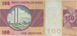 100 Cruzeiros BRÉSIL  1974 P.195Aa TB