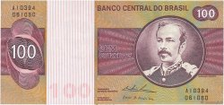 100 Cruzeiros BRÉSIL  1974 P.195Aa NEUF