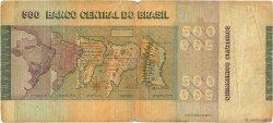 500 Cruzeiros BRÉSIL  1974 P.196b B