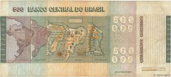 500 Cruzeiros BRÉSIL  1979 P.196Ab pr.TB