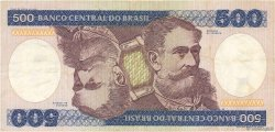 500 Cruzeiros BRÉSIL  1981 P.200a TTB