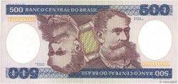 500 Cruzeiros BRÉSIL  1981 P.200a SPL