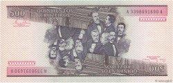500 Cruzeiros BRÉSIL  1981 P.200a NEUF