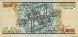 1000 Cruzeiros BRÉSIL  1981 P.201a TTB