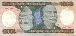 1000 Cruzeiros BRÉSIL  1984 P.201b TTB