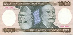 1000 Cruzeiros BRÉSIL  1985 P.201d TTB