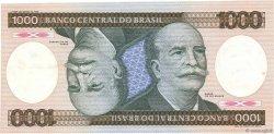 1000 Cruzeiros BRÉSIL  1985 P.201d SUP