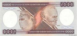 5000 Cruzeiros BRÉSIL  1981 P.202a TTB+
