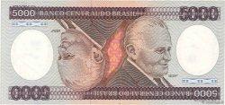 5000 Cruzeiros BRÉSIL  1984 P.202c TTB