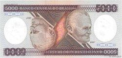 5000 Cruzeiros BRÉSIL  1985 P.202d SUP