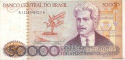50000 Cruzeiros BRÉSIL  1984 P.204a TTB