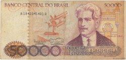 50000 Cruzeiros BRÉSIL  1985 P.204b B