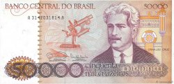 50000 Cruzeiros BRÉSIL  1985 P.204c pr.NEUF