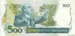 500 Cruzados BRÉSIL  1986 P.212a TTB