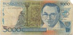 5000 Cruzados BRÉSIL  1988 P.214a B